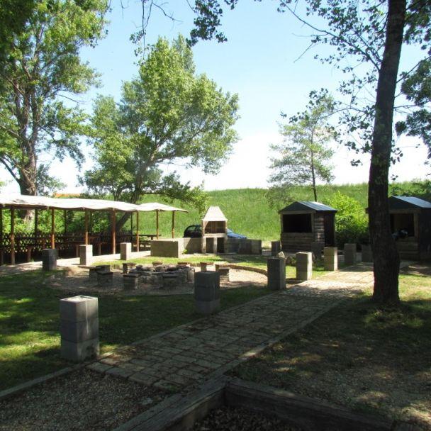 Paintballové ihrisko v Kalinkove