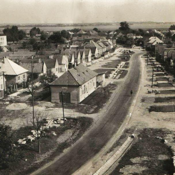 Historické - Centrum obce