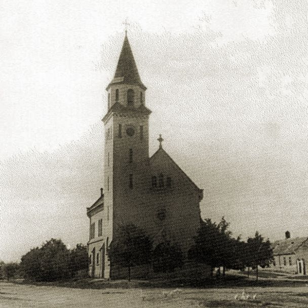 Historické - Kostol