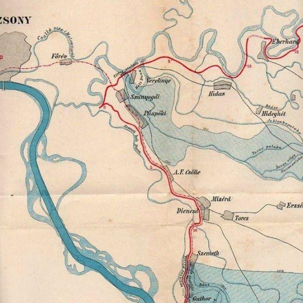 Historické - Mapy