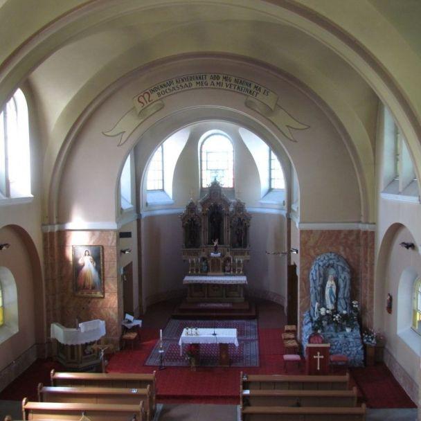 Rímsko-katolícky kostol sv.Františka Serafínskeho