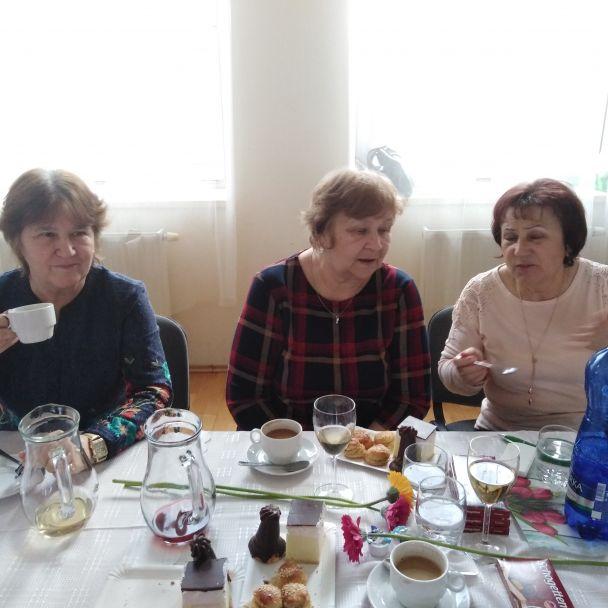 MDŽ a Výročná schôdza dôchodcov 8.3.2019