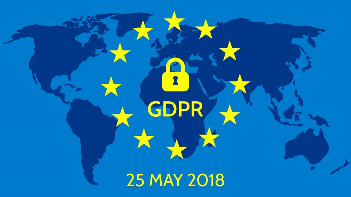 GDPR  ( General Data Protection Regulation)