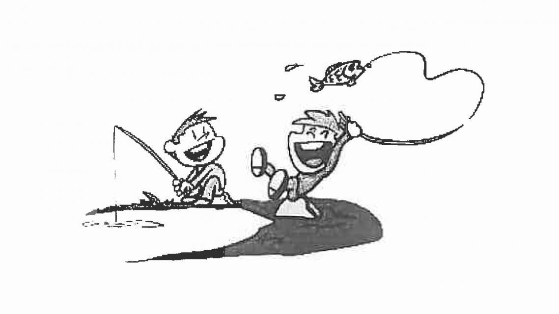 Detské rybárske preteky