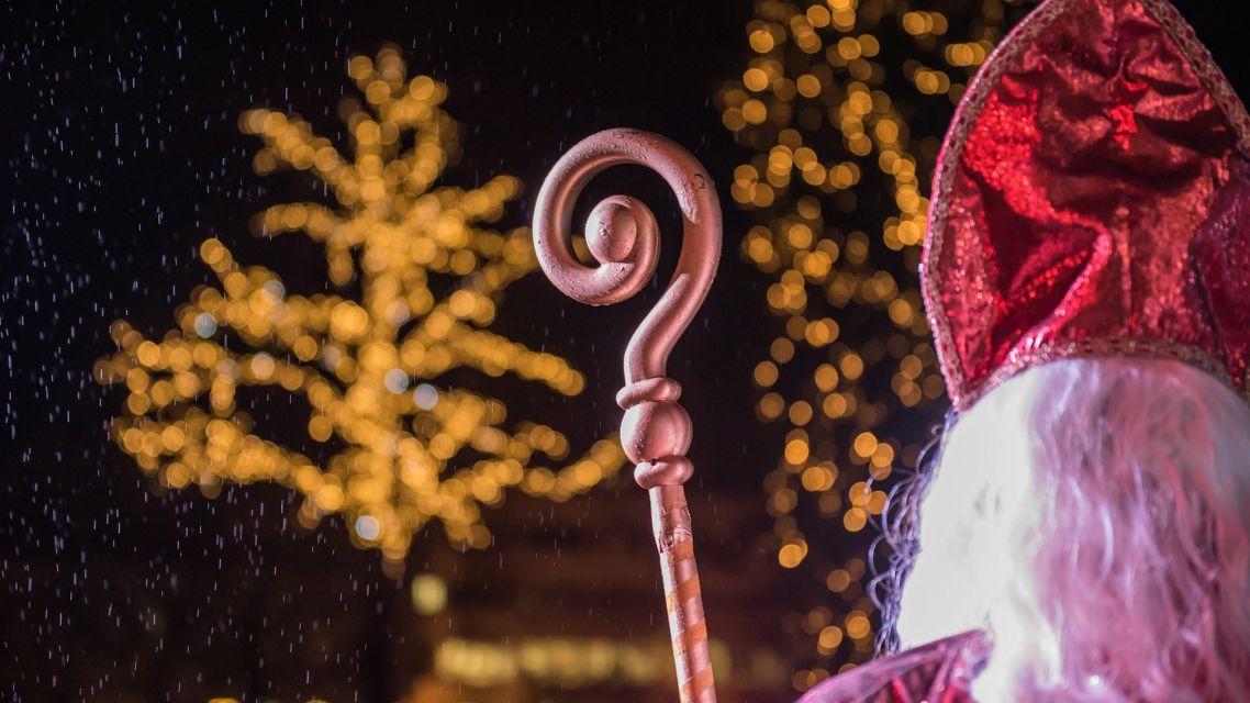 Pozvánka na vianočné trhy a vítanie Mikuláša