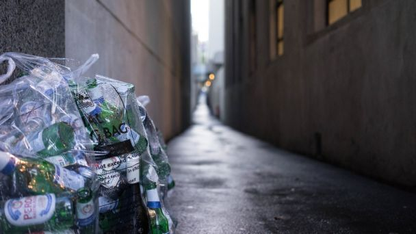Roznášanie vriec na  plasty 18. - 19.3.2019
