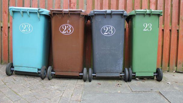 Odvoz separovaného odpadu