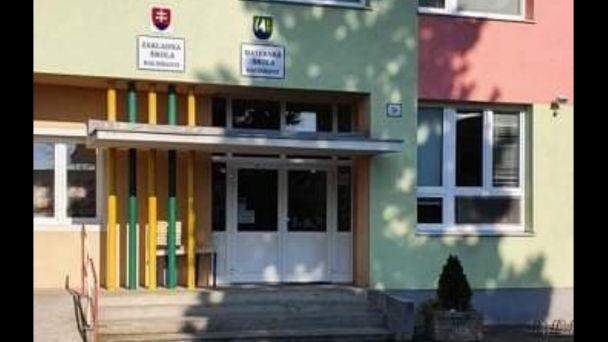 Otvorenie prevádzky Materskej školy Kalinkovo od 1.6.2020
